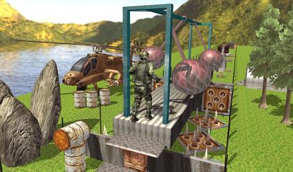 Captura de Pantalla 14 de campo de entrenamiento del ejército de los para android