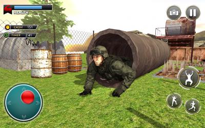 Screenshot 10 de campo de entrenamiento del ejército de los para android