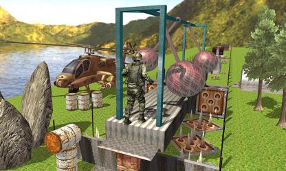 Imágen 2 de campo de entrenamiento del ejército de los para android