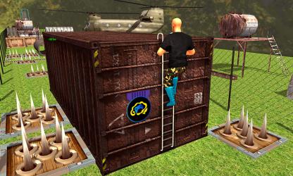 Screenshot 3 de campo de entrenamiento del ejército de los para android