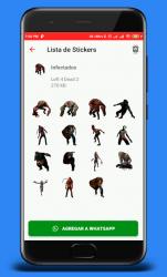 Imágen 12 de Stickers de Left 4 Dead 2 para WhatsApp para android