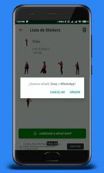 Captura de Pantalla 14 de Stickers de Left 4 Dead 2 para WhatsApp para android
