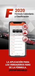 Imágen 1 de Fórmula Calendario 2020 para iphone