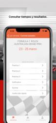 Captura 6 de Fórmula Calendario 2020 para iphone