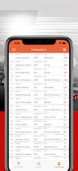 Screenshot 5 de Fórmula Calendario 2020 para iphone