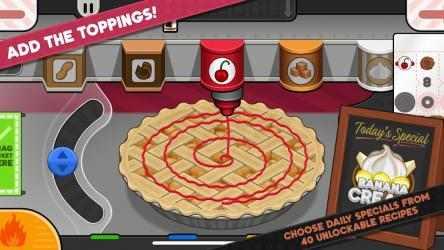 Captura 11 de Papa's Bakeria To Go! para android