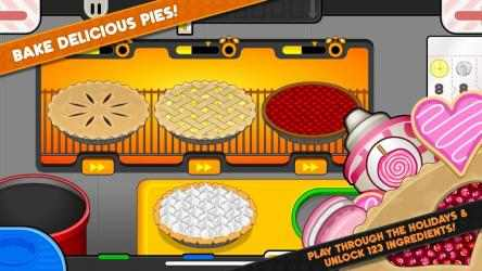 Captura de Pantalla 5 de Papa's Bakeria To Go! para android