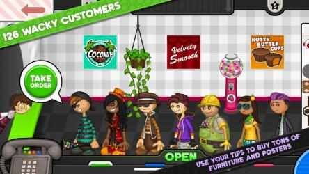 Captura de Pantalla 13 de Papa's Bakeria To Go! para android
