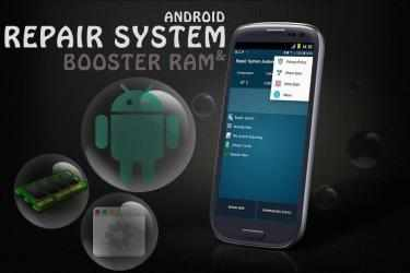 Captura 2 de Repair System-Speed Booster (fix problems android) para android