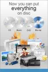 Screenshot 1 de Express Burn CD and DVD Burner for Mac para mac
