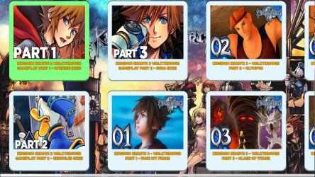 Captura 1 de Kingdom Hearts 3 Game Video Guides para windows
