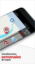 Captura 3 de TomTom GO Navigation: Alertas de Tráfico, Radares para android