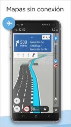 Screenshot 4 de TomTom GO Navigation: Alertas de Tráfico, Radares para android