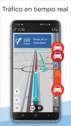 Captura 5 de TomTom GO Navigation: Alertas de Tráfico, Radares para android
