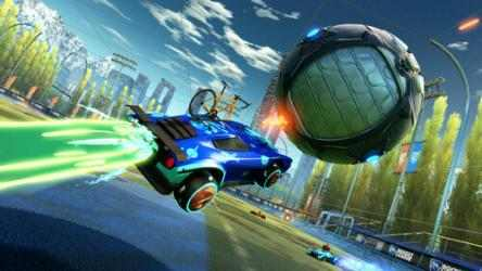 Screenshot 3 de Rocket League para windows