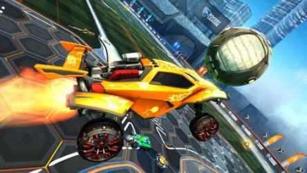 Screenshot 2 de Rocket League para windows