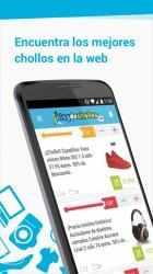 Captura de Pantalla 2 de Blogdechollos - chollos y ofertas online para android