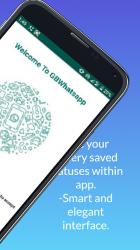 Captura 3 de GBWassApp V8 Latest 2021 Version Pro para android