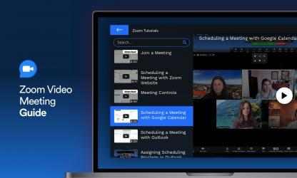 Captura de Pantalla 1 de Zoom Video Conference Guide para windows