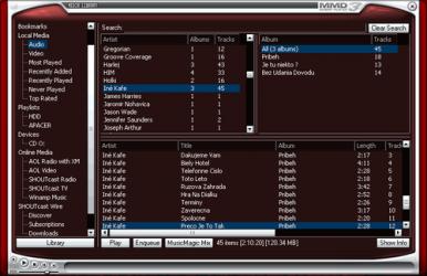 Captura de Pantalla 3 de Winamp para windows