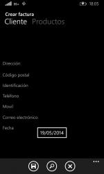 Captura de Pantalla 2 de Facturacion para windows