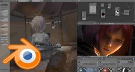 Captura de Pantalla 2 de Blender para mac