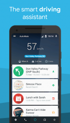 Captura de Pantalla 2 de AutoMate - Asistente de Viaje para android