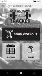 Imágen 1 de Gym Workout Tracker para windows