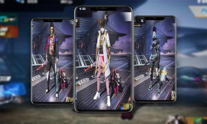 Captura de Pantalla 3 de Skins For Free Fire Free para android