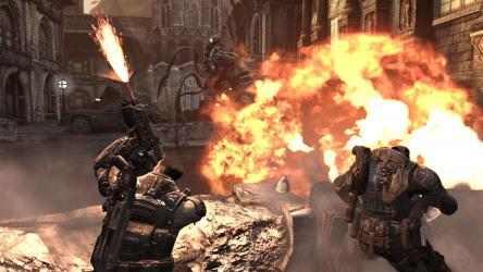 Screenshot 4 de Gears of War 2 para windows
