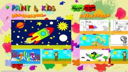 Screenshot 6 de Paint 4 Kids para windows