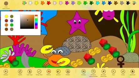 Captura 2 de Paint 4 Kids para windows