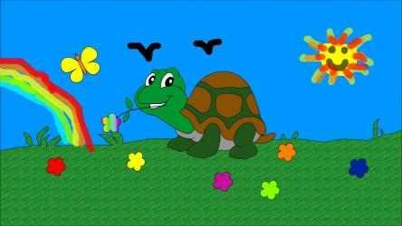 Captura 1 de Paint 4 Kids para windows