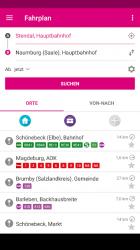 Captura de Pantalla 5 de INSA - alle Infos zum starken Nahverkehr para android