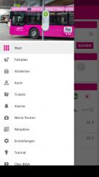 Captura de Pantalla 4 de INSA - alle Infos zum starken Nahverkehr para android