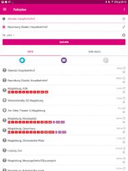 Screenshot 13 de INSA - alle Infos zum starken Nahverkehr para android