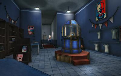 Captura de Pantalla 5 de Ice Scream 4: La Fábrica de Rod para android