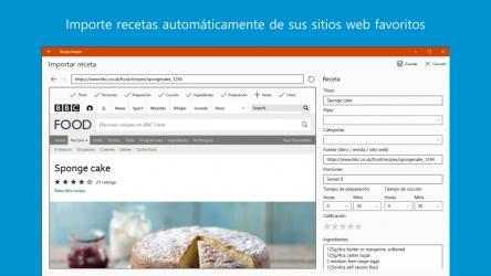 Imágen 4 de Recipe Keeper Pro para windows