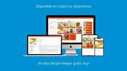 Captura de Pantalla 8 de Recipe Keeper Pro para windows