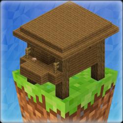 Screenshot 1 de Craftsman: Building Craft 2 para android