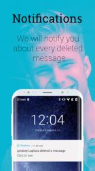 Captura de Pantalla 2 de Restory - Reveal deleted messages para android