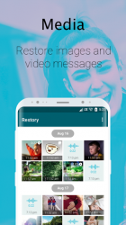 Imágen 3 de Restory - Reveal deleted messages para android