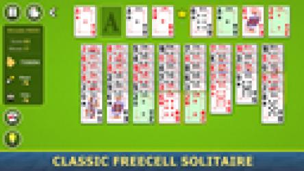 Captura de Pantalla 2 de FreeCell Solitaire Mobile para windows