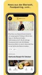 Screenshot 9 de Beer Tasting App | Cerveza - guia y red social para android