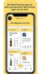 Screenshot 2 de Beer Tasting App | Cerveza - guia y red social para android