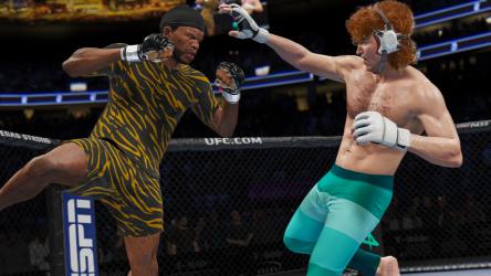 Captura 4 de UFC® 4 para windows