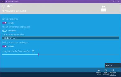 Screenshot 12 de #1 Password Generator para windows