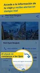Captura de Pantalla 6 de Expedia: ofertas en hoteles, vuelos y coches para android
