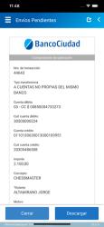 Imágen 5 de BEE Móvil Banco Ciudad para iphone