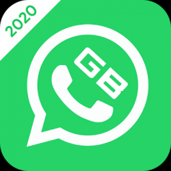 Captura de Pantalla 1 de GB Wassapp plus  - Gbwasapp Theme of GbWhaspp para android